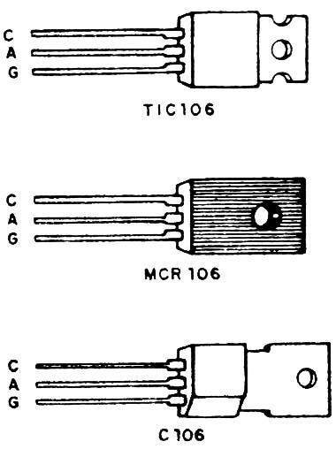 Circuito Com Scr Tic 106 : Cómo funciona el scr art s