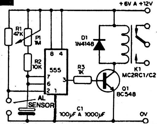 Aplicaciones Profesionales Para Interruptores Magneticos Art034s