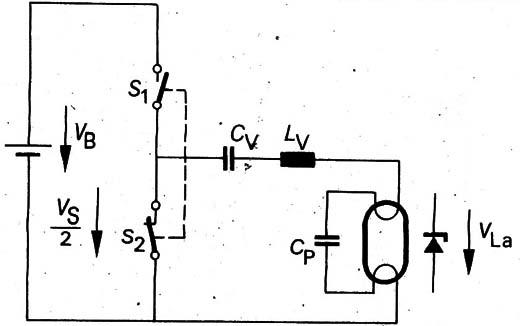 encendido para balastro electr u00f3nico de l u00e1mparas fluorescentes  art174s